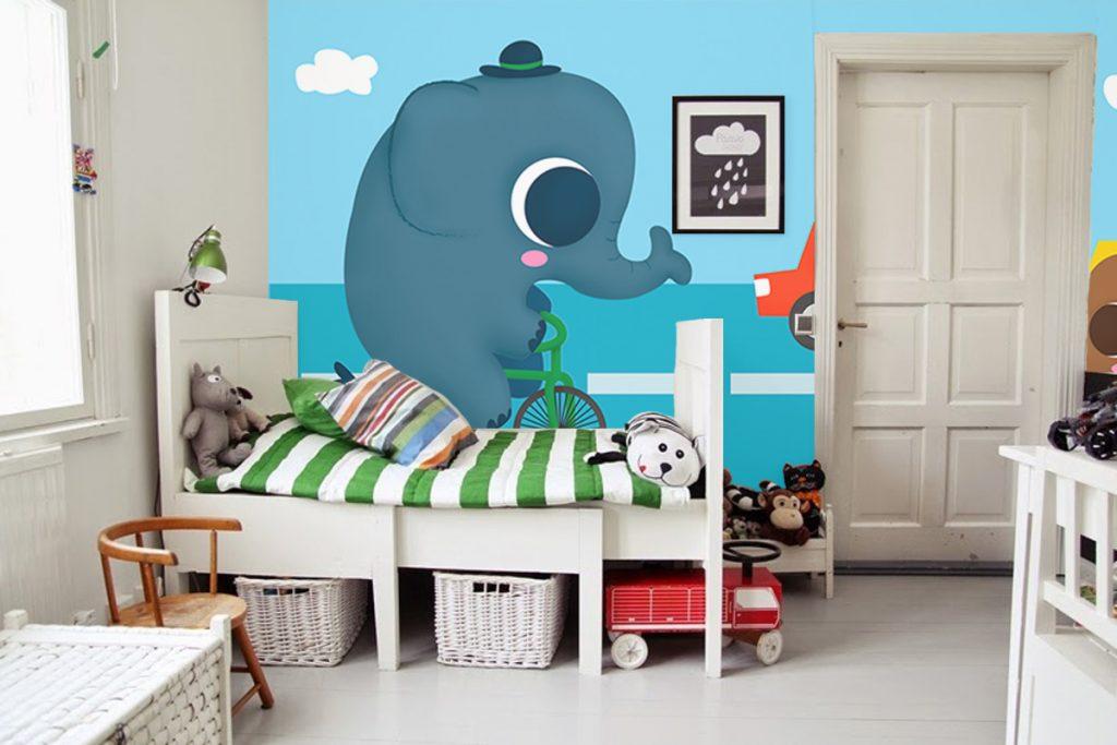 vinilo habitacion niños 1